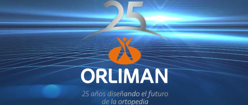 Orliman, 25 años diseñando el futuro de la ortopedia