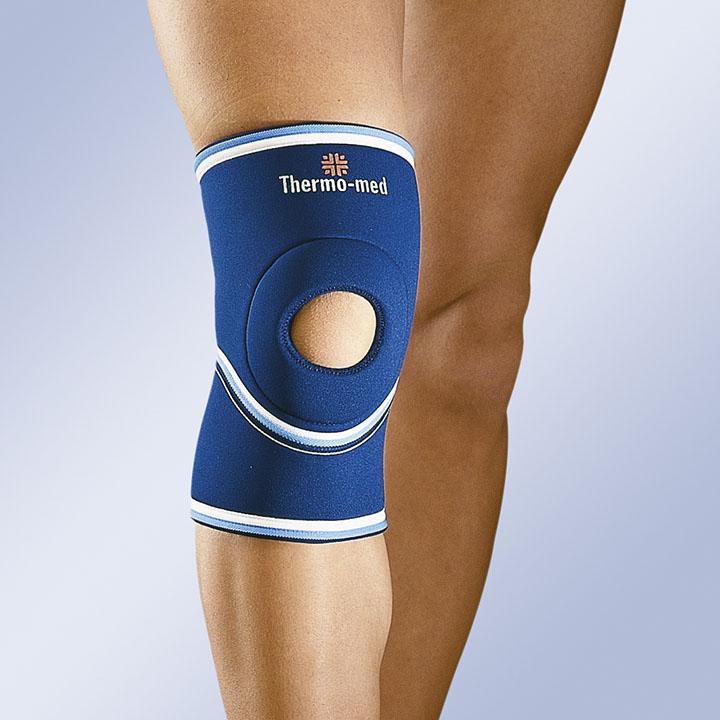 Neoprene Knee Support With Open Kneecap Orliman