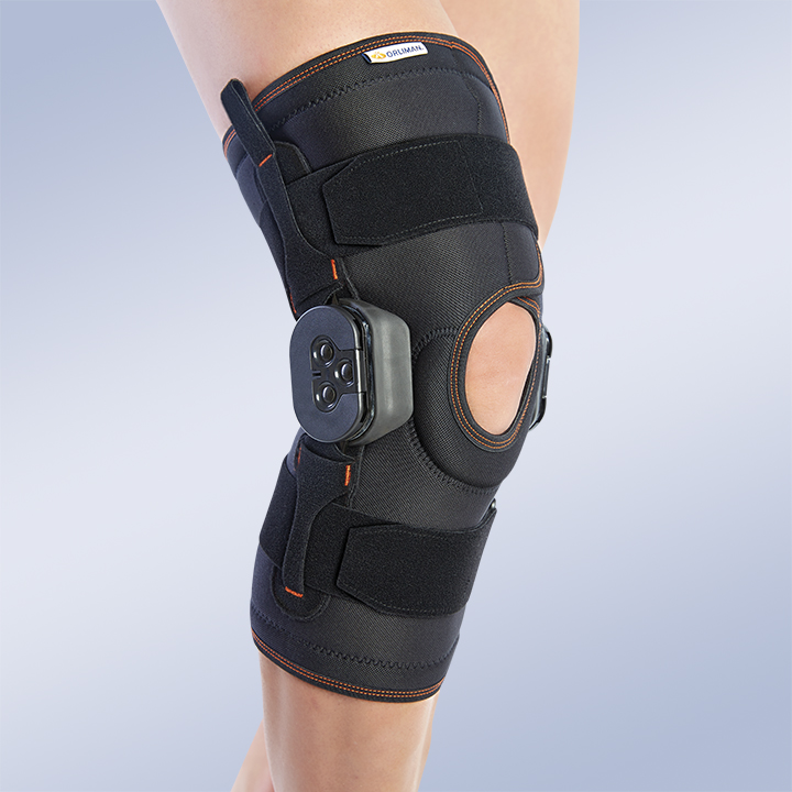 SHORT FLEXION-EXTENSION KNEE SUPPORT