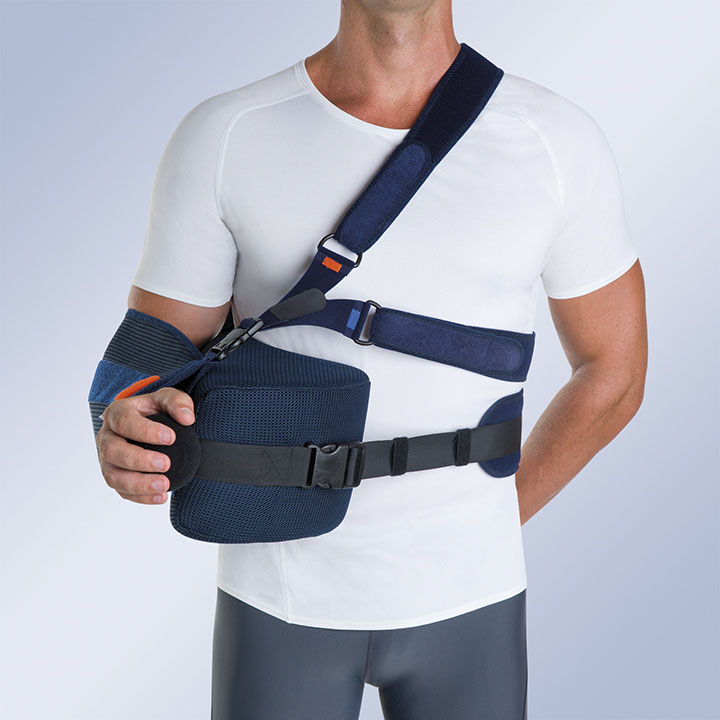 ORTHOSIS FOR POSITIONING AT 90° OF EXTERNAL ROTATION