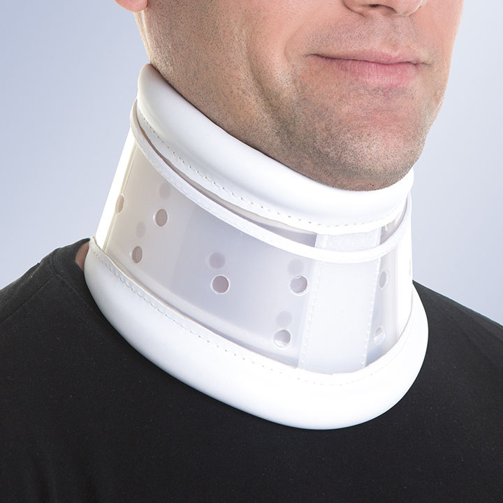SEMI-RIGID COLLAR (adjustable)