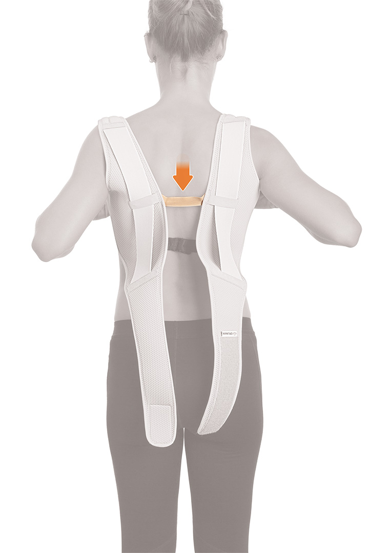 COMFORT FIGURE-OF-EIGHT SHOULDER SUPPORT