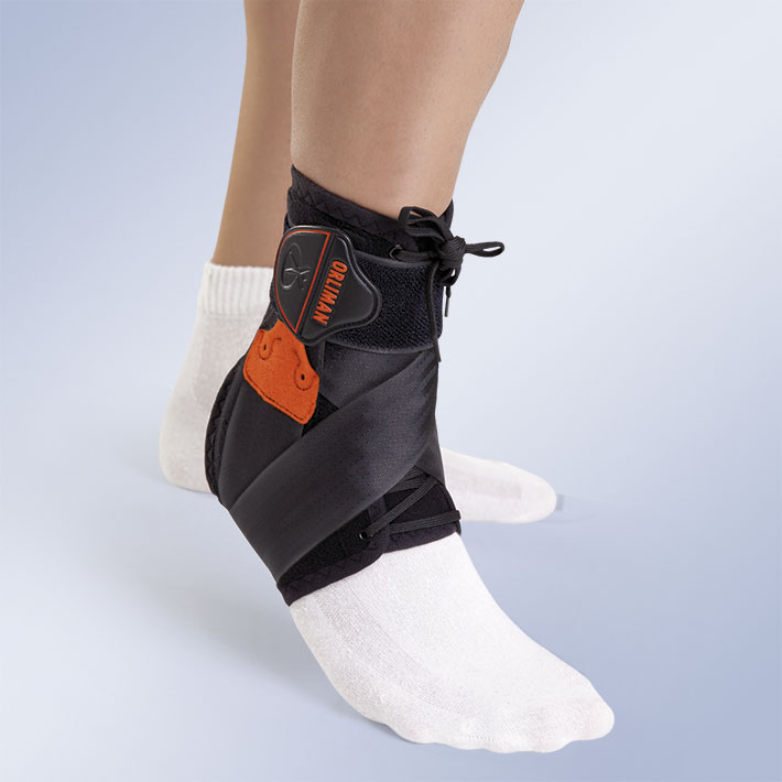 TOBIPLUS LACE-UP STABILISING ANKLE SUPPORT