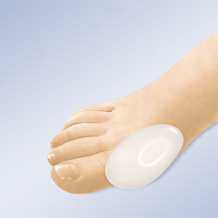 PURE GEL SIMPLE BUNION SHIELD