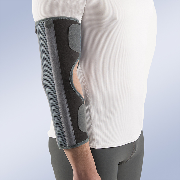 ELBOW IMMOBILISER WITHOUT FLEXION
