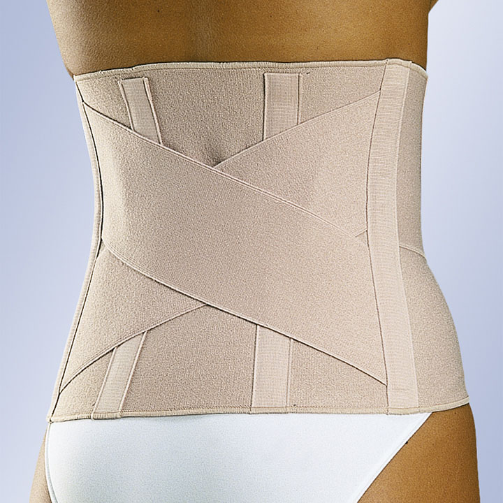 """CLASSIC"" ELASTIC LUMBAR BACK SUPPORT"