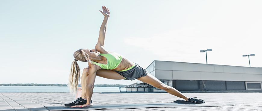 Lesiones del sedentarismo, cuidado con el deporte en verano