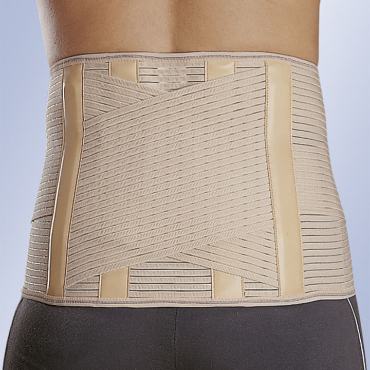 "LUMBAR BACK SUPPORT ""LUMBITRON STABLE"""
