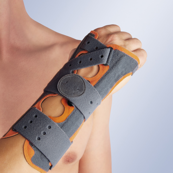 IMMOBILISING WRIST SUPPORT WITH PALM SPLINT (AMBIDEXTROUS)