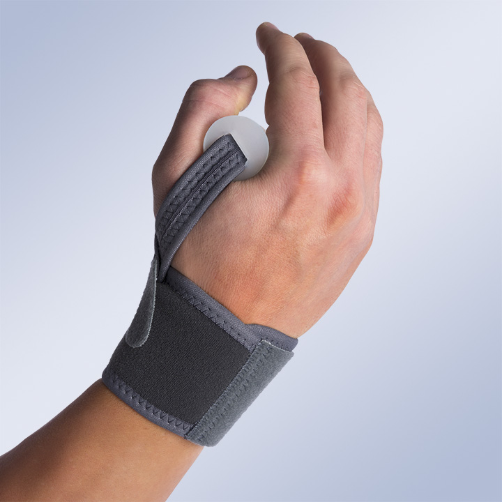 WRIST SUPPORT BRACE WITH THUMB ABDUCTION