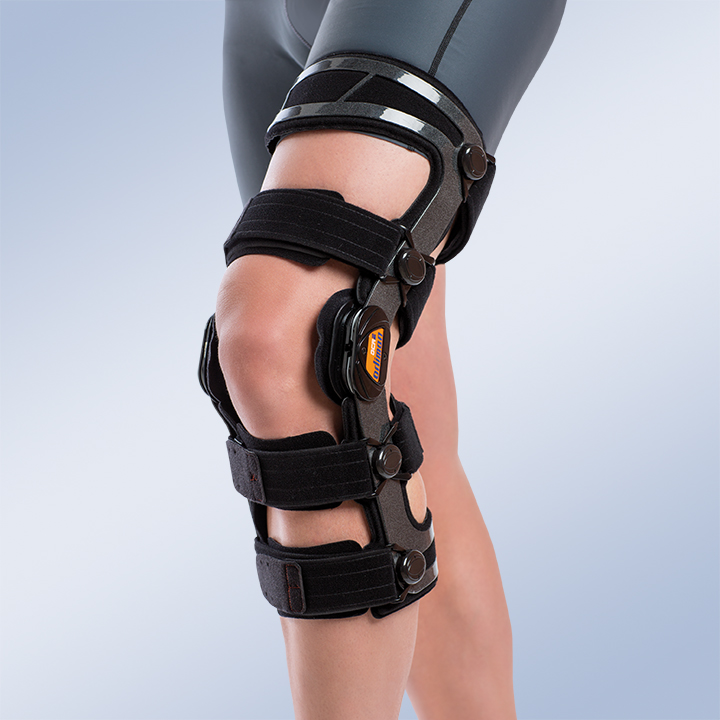 FUNCTIONAL KNEE ORTHOSIS WITH FLEXION-EXTENSION CONTROL – OCR200