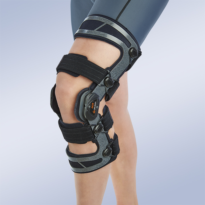 FUNCTIONAL KNEE ORTHOSIS WITH FLEXION-EXTENSION CONTROL – OCR100