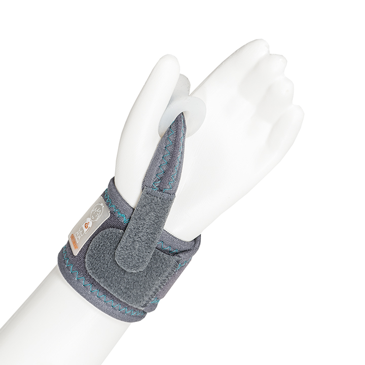 CHILD'S WRIST SUPPORT WITH THUMB ABDUCTION