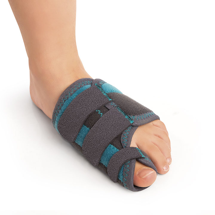 PEDIATRIC NIGHT-TIME HALLUX VALGUS CORRECTION ORTHOSIS