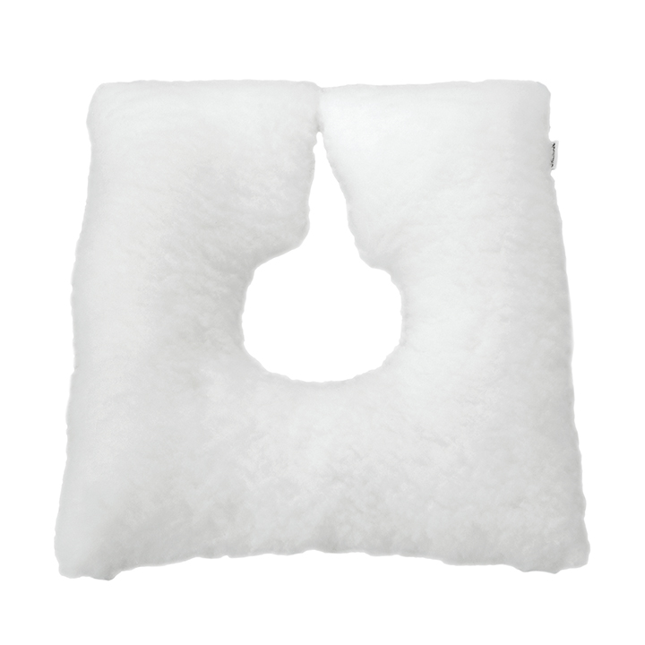 SOFT HORSESHOE-SHAPED ANTI-BEDSORE CUSHION