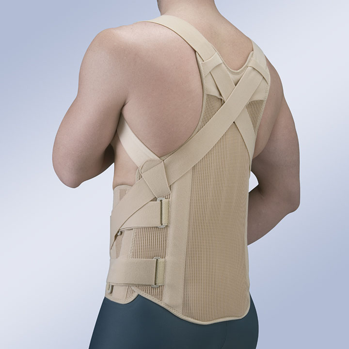 THORACIC LUMBOSACRAL RIGID CORSET