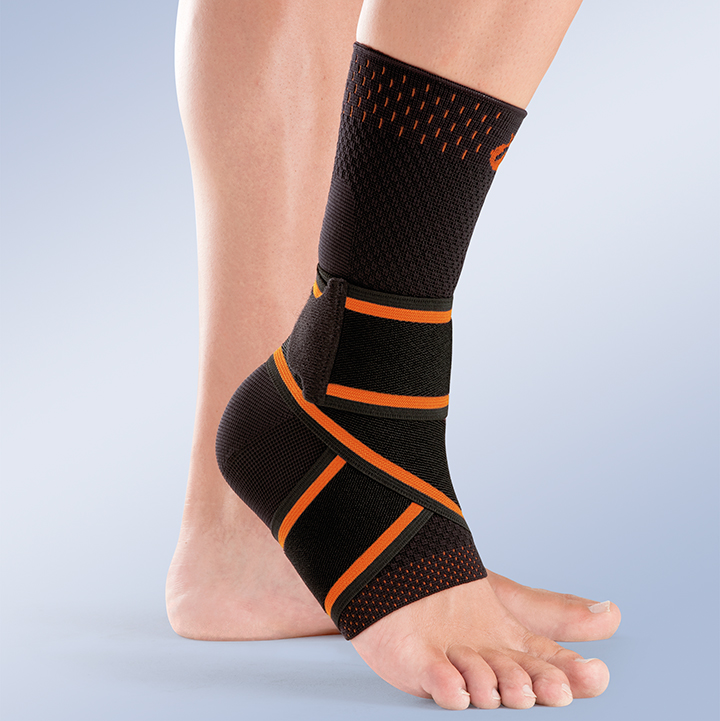 CROSSOVER ELASTIC ANKLE SUPPORT