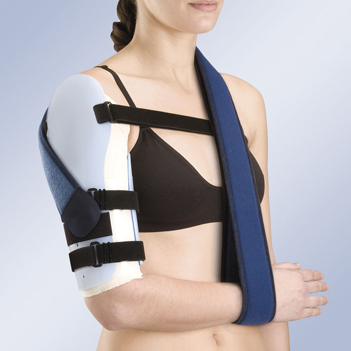 HUMERUS BRACE IN THERMOPLASTIC