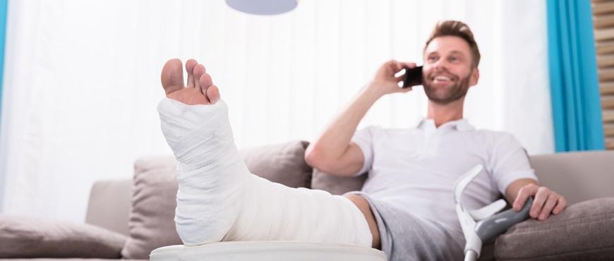 Calzado postoperatorio, protege y cuida tus pies