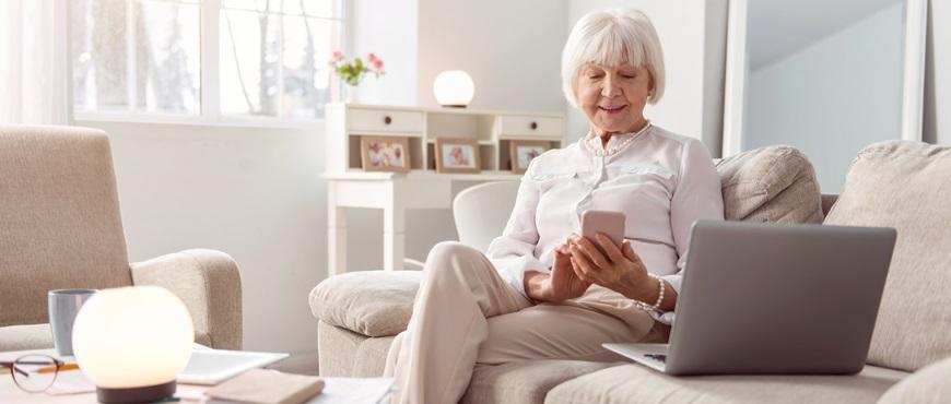 Cojines viscoelásticos antiescaras, mejora el confort de los pacientes encamados