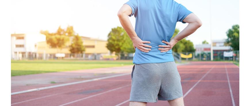 Contractura paravertebral, ¿puedo hacer deporte?