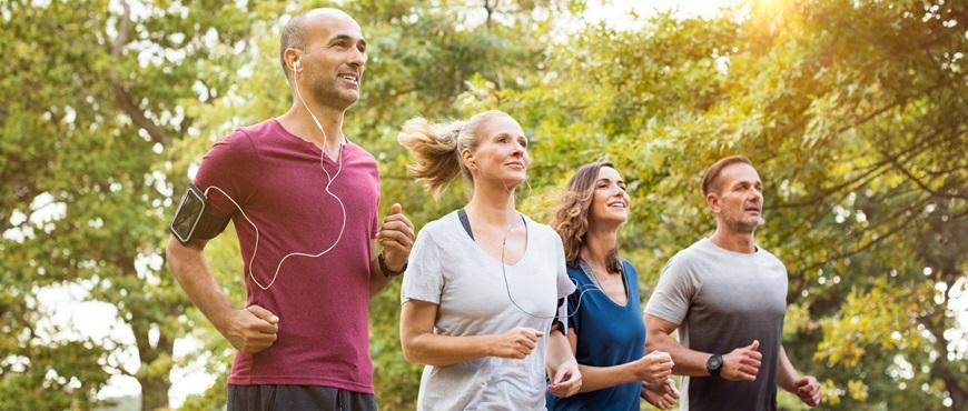Los beneficios del deporte y el papel de la ortopedia