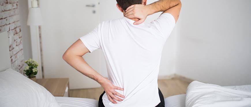Cómo prevenir el dolor de espalda y cervicales