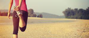 Dolor de rodilla al correr.