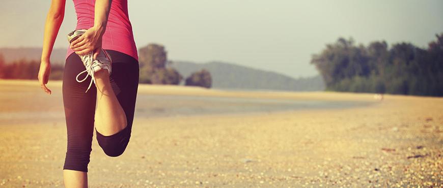 ¿Dolor de rodilla al correr? Descubre cómo aliviarlo
