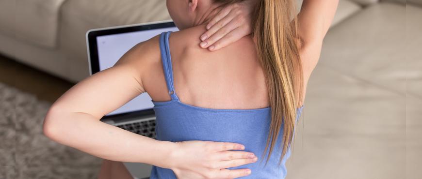 Consejos para evitar una dorsalgia