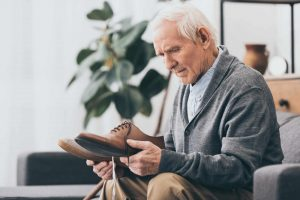 Zapatos para mayores