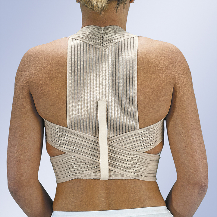BREATHABLE SHOULDER SUPPORT