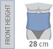 ELASTIC ABDOMINAL PENDULUM BAND