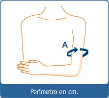 SOPORTE DE HOMBRO CON CINCHA DE ANTEBRAZO