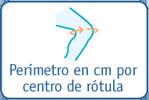RODILLERA PEDIÁTRICA CON FLEJES
