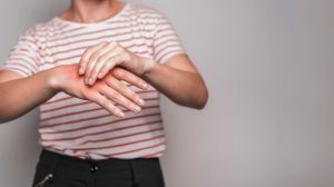 Lesión de ligamentos de la mano