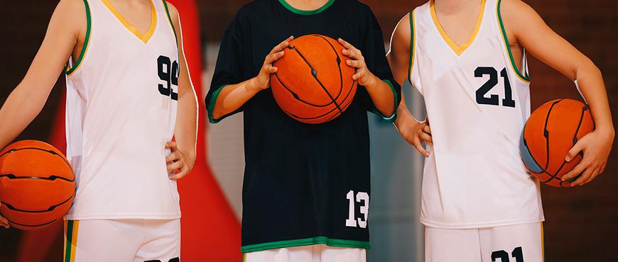 Lesiones más frecuentes de baloncesto