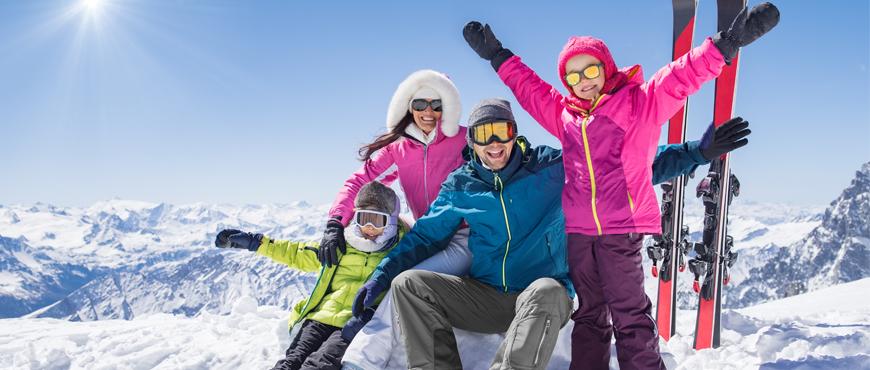 Cómo prevenir las lesiones en deportes de invierno
