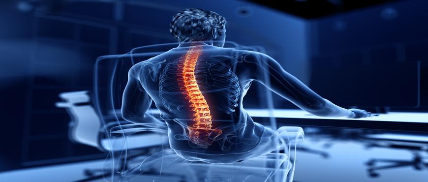 Consejos posturales para evitar lesiones en la oficina