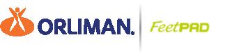 logo Orliman FeetPAD