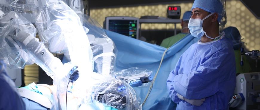 Orthopaedic surgery using 3D technology