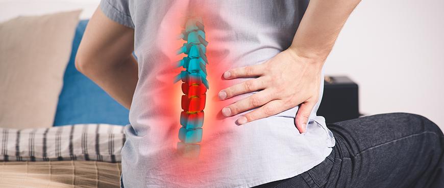 Ortesis para osteoporosis y vitamina D, reduce los efectos de la osteoporosis