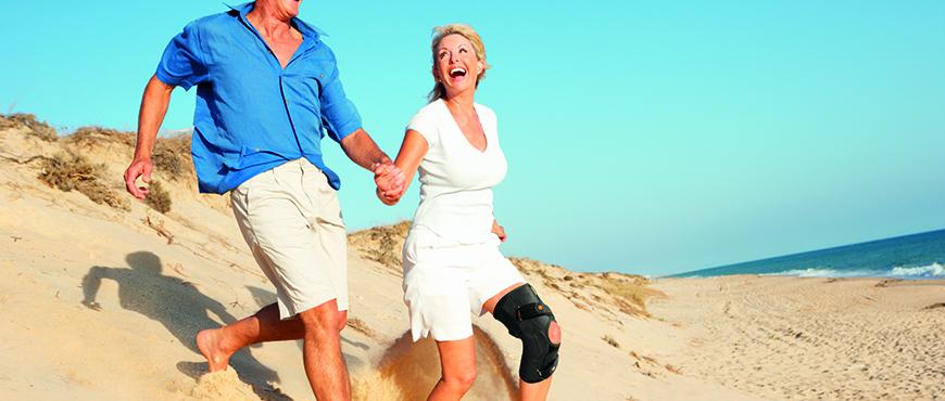 Beneficios de Gonartec Advance en la osteoartritis unicompartimental de rodilla leve o moderada