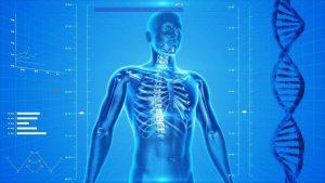 Osteoporosis de columna vertebral media y avanzada