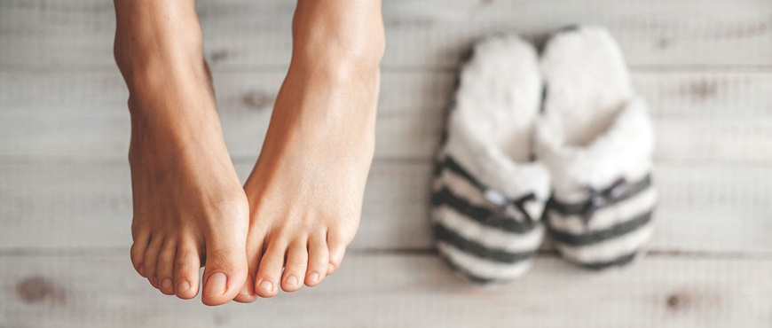 Tips facing conditions on our feet (Claw toes, bunion)