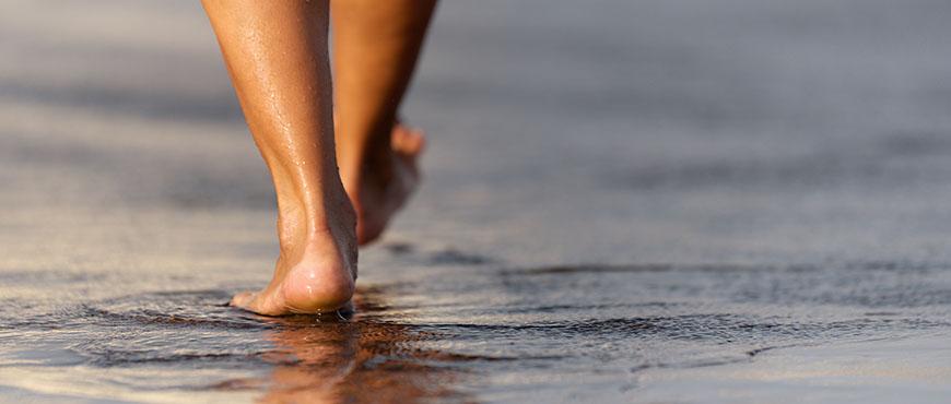 Cuidado de los pies planos para mejorar tu calidad de vida