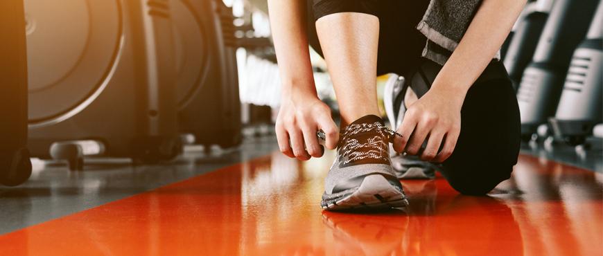 Plantilla deportiva, un imprescindible para cuidar los pies de los deportistas