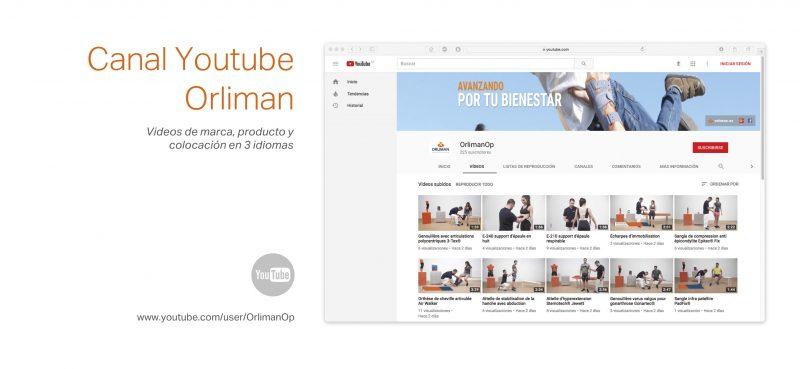 Canal multimedia de Orliman