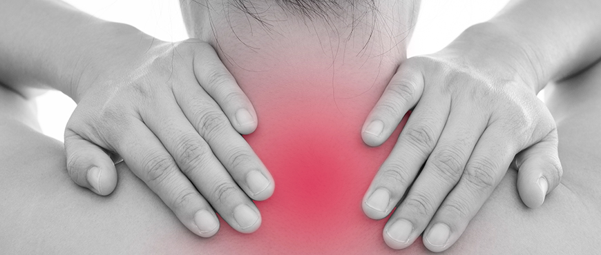 Medical therapy, a solution for cervical pain.