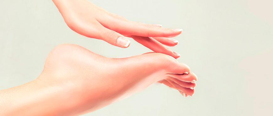 Cómo tener unos pies suaves y perfectos